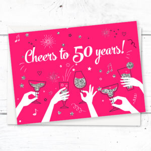 Home Invitations Birthday Adult Party 50th