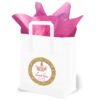 Pink and Gold Unicorn Party Bags