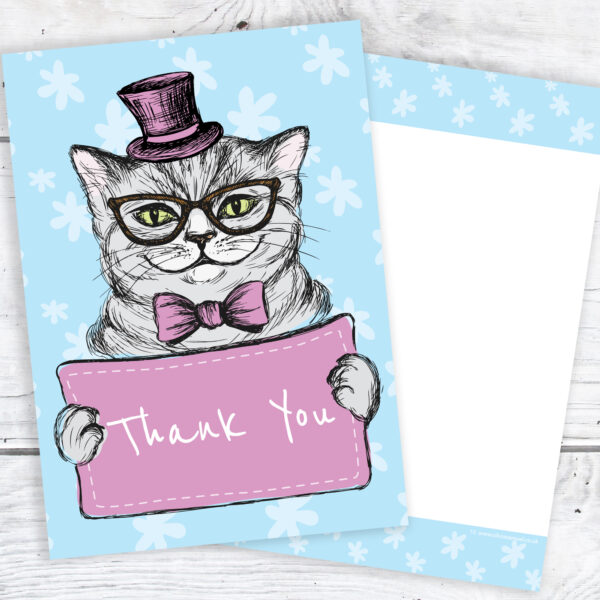Quirky_Cat_Postcard_Thank_You_Cards_A6