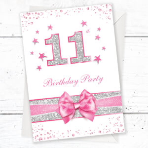 Home Invitations Birthday Kids Party