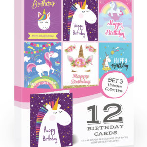 Birthday Cards Packs