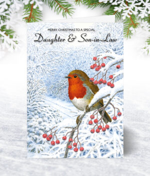 Daughter & Son-in-Law Christmas Cards