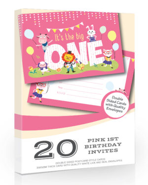 First Birthday The Big One Party Invitations Pack 20.jpg
