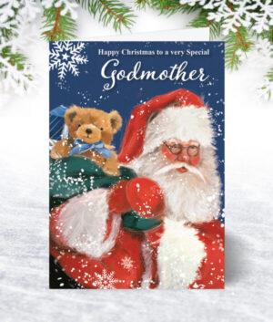Godmother Christmas Cards