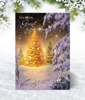 Great Grandma Christmas Cards