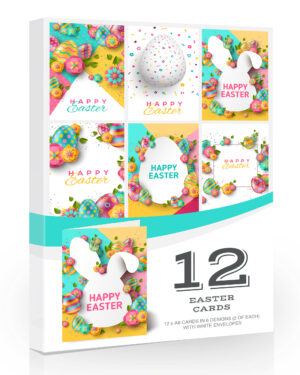 Easter Card Multipack Cards by Olivia Samuel
