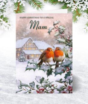 Mam Christmas Cards