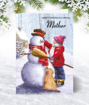 Mother Christmas Cards