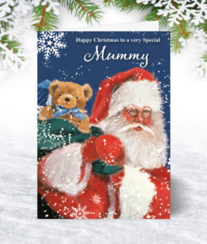 Mummy Christmas Cards